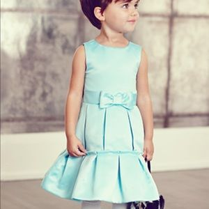 Janie & Jack Tiffany inspired dress